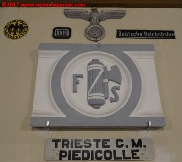 36 Museo Ferroviario di Trieste Campo Marzio