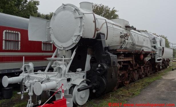 01 DRB52 Museo Ferroviario Trieste Campo Marzio
