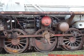 10 DRB52 Museo Ferroviario Trieste Campo Marzio