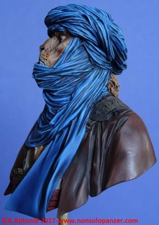 53 Lion Tuareg