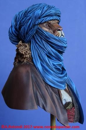 54 Lion Tuareg