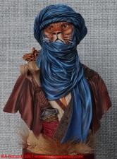 65 Lion Tuareg