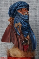 66 Lion Tuareg