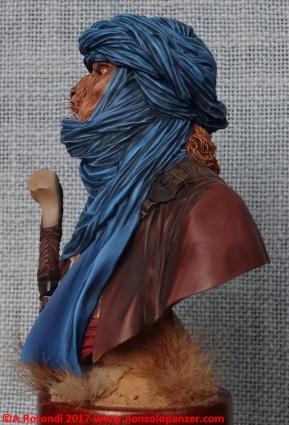69 Lion Tuareg