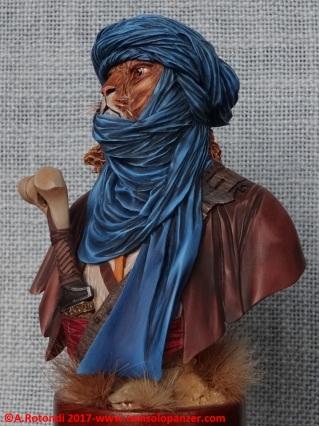 70 Lion Tuareg