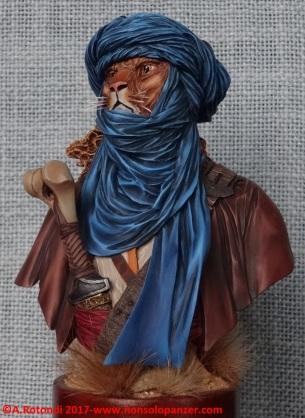 71 Lion Tuareg
