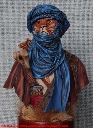 72 Lion Tuareg