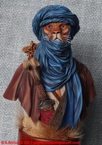 73 Lion Tuareg
