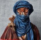 74 Lion Tuareg