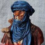 75 Lion Tuareg