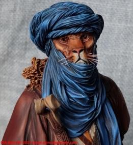 76 Lion Tuareg