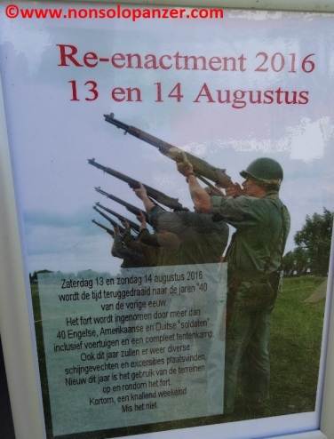 01 Reenactment Fort Veldhuis Museum