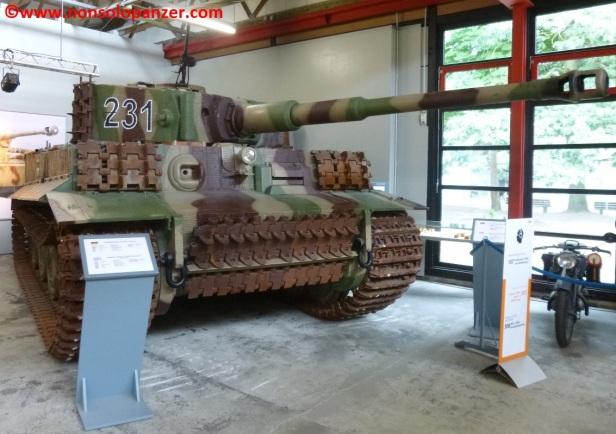 01 Tiger I Munster Museum