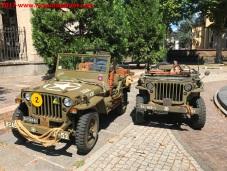 11 Jeep Willys a Legnano giugno 2017