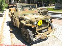 12 Jeep Willys a Legnano giugno 2017