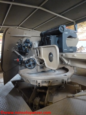 12 RSO Pak-40 Munster Panzer Museum