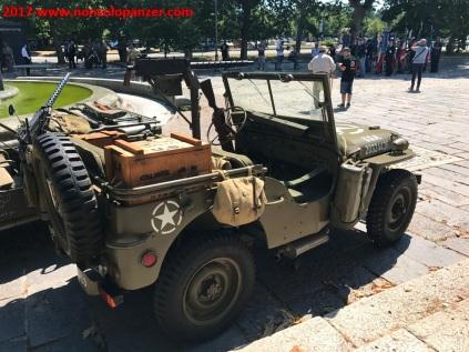 13 Jeep Willys a Legnano giugno 2017
