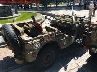 14 Jeep Willys a Legnano giugno 2017