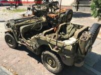 17 Jeep Willys a Legnano giugno 2017