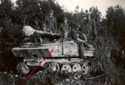 21 RSO Pak-40 Storical