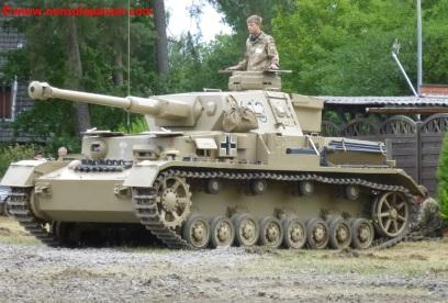 25 Panzer IV Munster