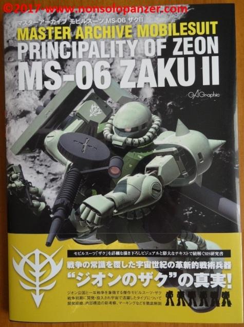 01 MS06 Zaku II Master Archive