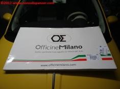 01 Tappetini Fiat 500 Officine Milano