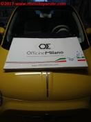 02 Tappetini Fiat 500 Officine Milano