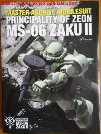 03 MS06 Zaku II Master Archive