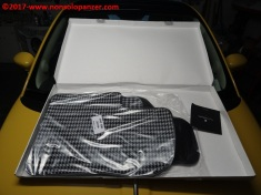 03 Tappetini Fiat 500 Officine Milano