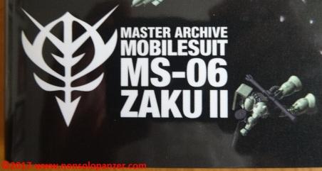 04 MS06 Zaku II Master Archive