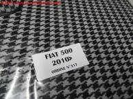 05 Tappetini Fiat 500 Officine Milano