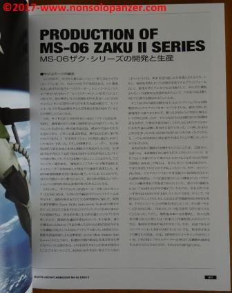 08 MS06 Zaku II Master Archive