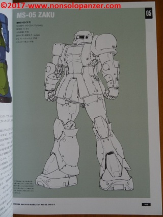 09 MS06 Zaku II Master Archive