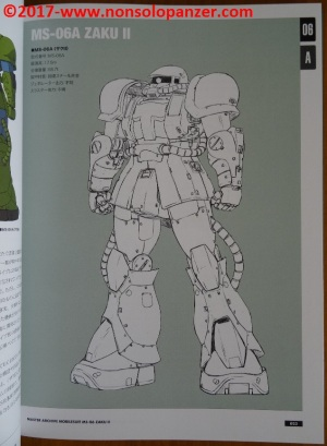 10 MS06 Zaku II Master Archive