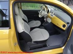 20 Tappetini Fiat 500 Officine Milano