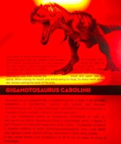 25 Dinosauri Giganti dell'Argentina