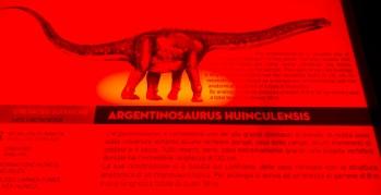 42 Dinosauri Giganti dell'Argentina