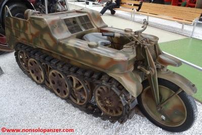 02 Kettenkraftrad Speyer Museum