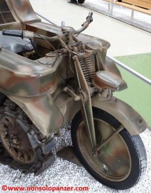 03 Kettenkraftrad Speyer Museum