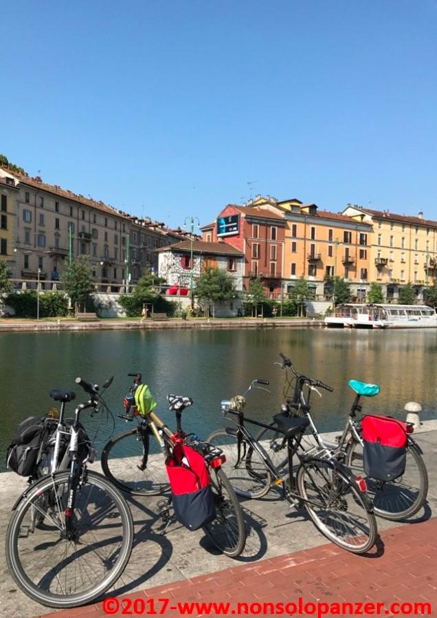 06 Biciclettata Naviglio Grande luglio 2017