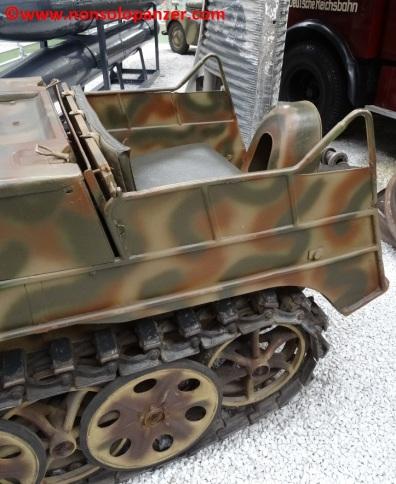 08 Kettenkraftrad Speyer Museum