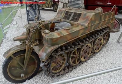 09 Kettenkraftrad Speyer Museum