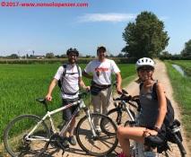 14 Biciclettata Pavia-Milano luglio 2017