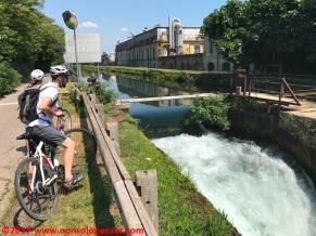 17 Biciclettata Pavia-Milano luglio 2017