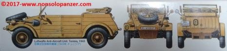 02 Kubelwagen Dak Tamiya