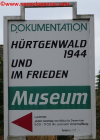 03 Hurtgenwald Museum