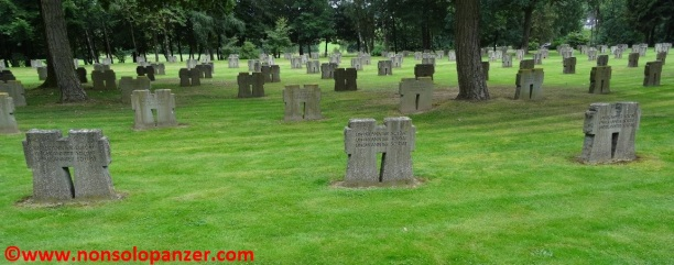 11 Hurtgen Cemetery