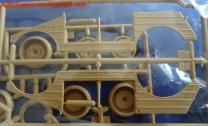 15 Kubelwagen Dak Tamiya