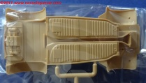16 Kubelwagen Dak Tamiya